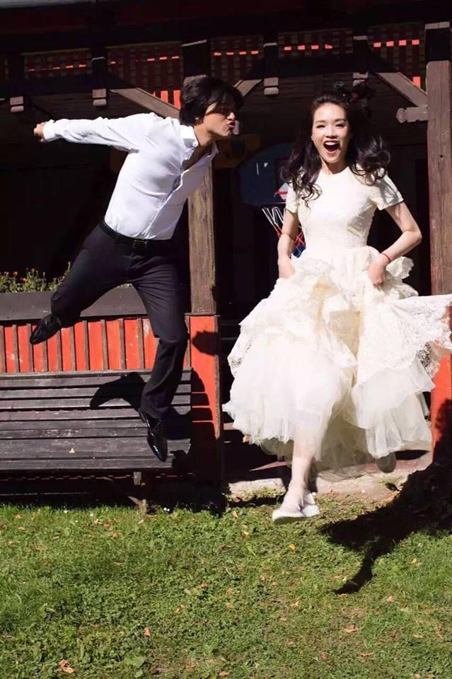 Thư Kỳ đã kết hôn với bạn trai 12 năm - 3