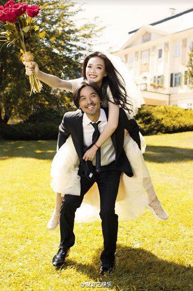 Thư Kỳ đã kết hôn với bạn trai 12 năm - 1