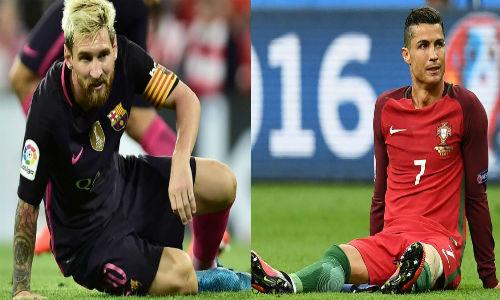29 tuổi, Messi háo thắng chẳng thua gì Ronaldo - 2