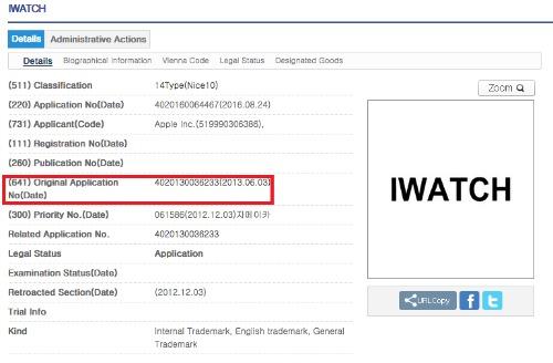 Apple Watch tiếp theo sẽ mang tên iWatch? - 2
