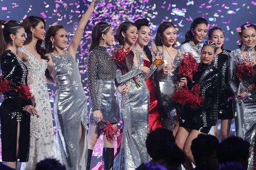Chung kết The Face: Phí Phương Anh xuất sắc đoạt quán quân - 1