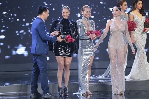 Chung kết The Face: Phí Phương Anh xuất sắc đoạt quán quân - 2