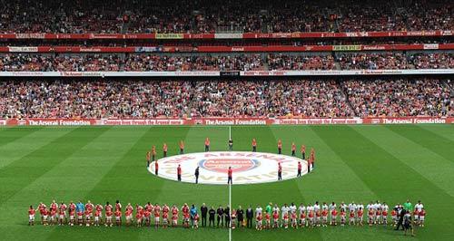 Huyền thoại Arsenal- Milan: Sống lại thời oai hùng - 2
