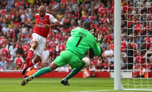 Huyền thoại Arsenal- Milan: Sống lại thời oai hùng - 6