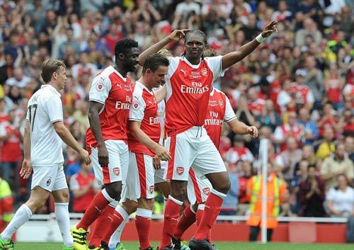 Huyền thoại Arsenal- Milan: Sống lại thời oai hùng - 8