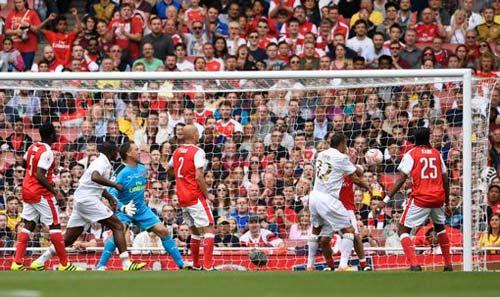 Huyền thoại Arsenal- Milan: Sống lại thời oai hùng - 10