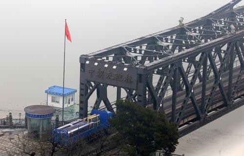 Mục kích cảnh buôn bán giữa TQ-Triều Tiên thời cấm vận - 1