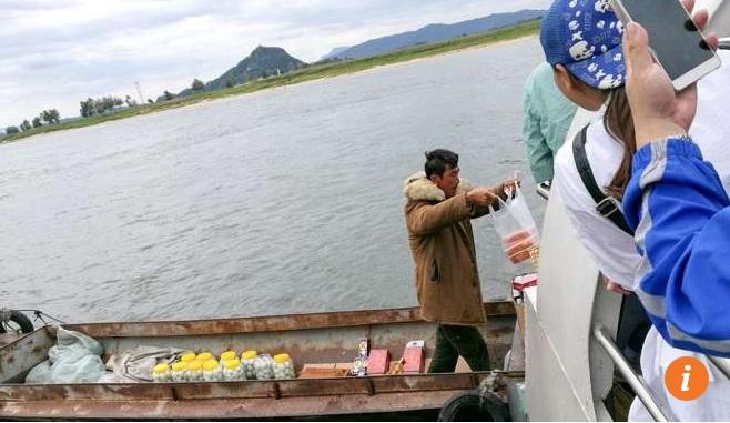 Mục kích cảnh buôn bán giữa TQ-Triều Tiên thời cấm vận - 5