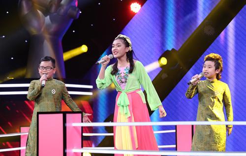 Đông Nhi, Noo Phước Thịnh bật khóc vì loại trò cưng The Voice Kids - 3