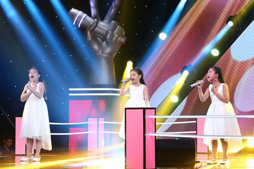 Đông Nhi, Noo Phước Thịnh bật khóc vì loại trò cưng The Voice Kids - 5