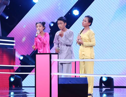 Đông Nhi, Noo Phước Thịnh bật khóc vì loại trò cưng The Voice Kids - 7