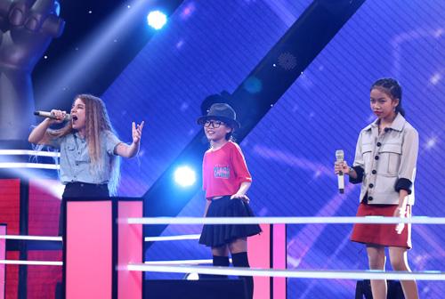 Đông Nhi, Noo Phước Thịnh bật khóc vì loại trò cưng The Voice Kids - 8