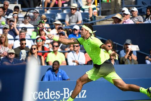 US Open ngày 6: Serena dạo chơi, Halep nhọc nhằn - 7