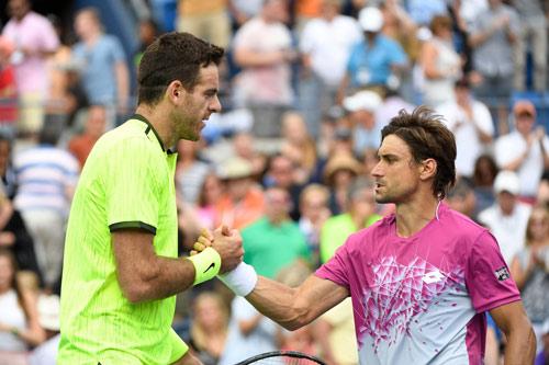 US Open ngày 6: Serena dạo chơi, Halep nhọc nhằn - 8