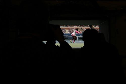 US Open ngày 6: Serena dạo chơi, Halep nhọc nhằn - 3