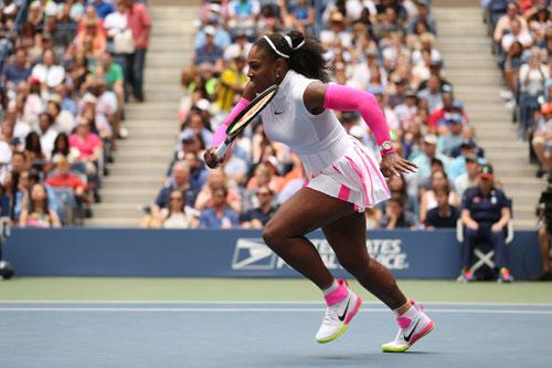 US Open ngày 6: Serena dạo chơi, Halep nhọc nhằn - 2