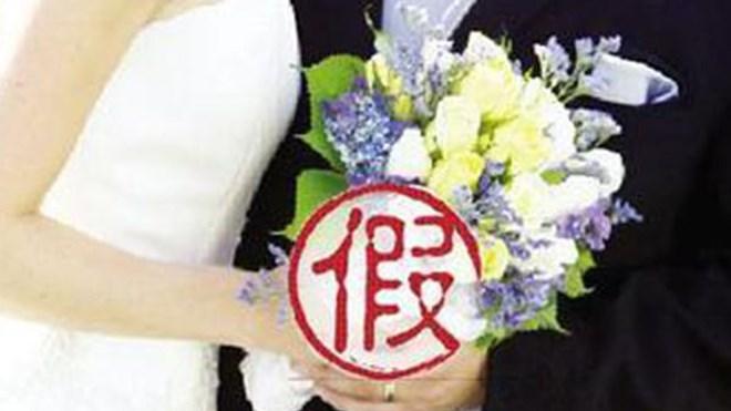 Rộ chiêu 'giả kết hôn' để mua nhà - 1