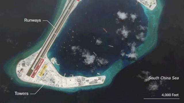 Úc lo bị máy bay ném bom Trung Quốc ở Biển Đông tấn công - 4