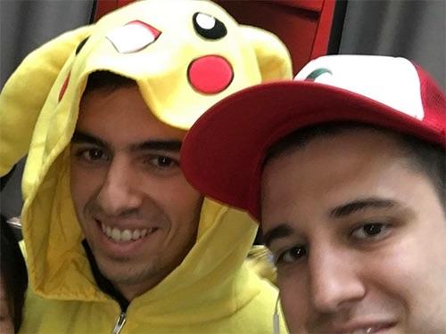 """Vòng quanh thế giới cùng người đầu tiên """"săn"""" đủ bộ Pokémon - 5"""