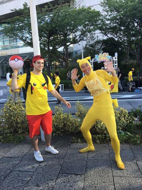 """Vòng quanh thế giới cùng người đầu tiên """"săn"""" đủ bộ Pokémon - 12"""