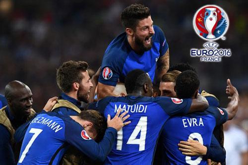 """ĐT Pháp """"thay máu"""" triệt để: Pogba là hạt nhân số 1 - 3"""