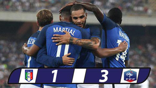 """ĐT Pháp """"thay máu"""" triệt để: Pogba là hạt nhân số 1 - 1"""
