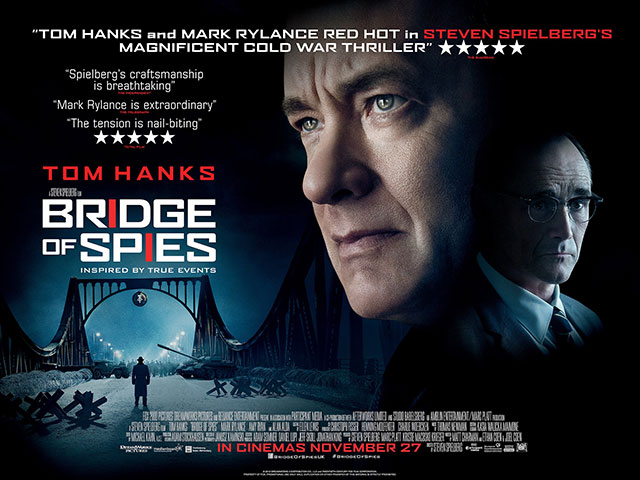 Trailer phim: Bridge Of Spies - 1