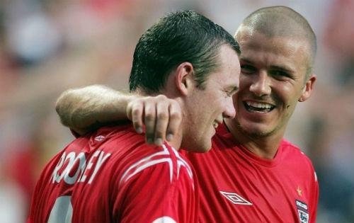 """Beckham viết """"tâm thư"""" muốn Rooney phá sâu kỷ lục - 1"""