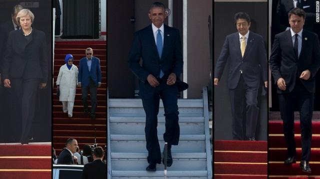 Lí do bất ngờ khiến Obama từ chối thang máy bay của TQ - 3
