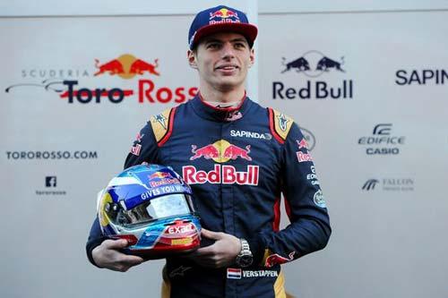 Tin thể thao HOT 4/9: Tay đua F1 tuổi teen tự ví mình với Ibra - 1