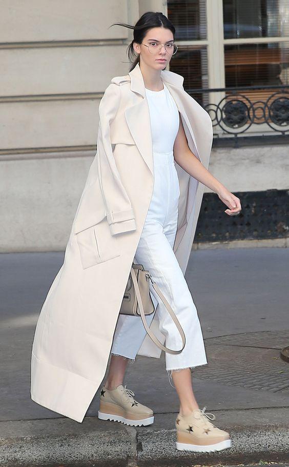 Mặc đồ trắng chuẩn-không-cần-chỉnh như các sao - 7