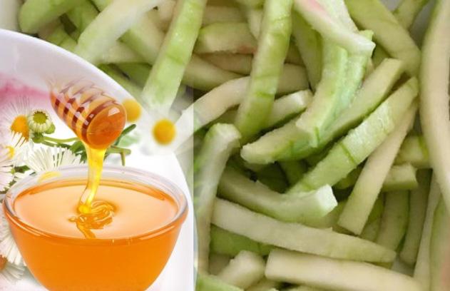 8 bí kíp dưỡng da ít người biết từ cùi, ruột dưa hấu - 4