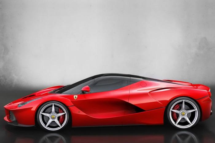 Ferrari sản xuất chiếc LaFerrari cuối cùng để hỗ trợ nạn nhân động đất Ý - 1