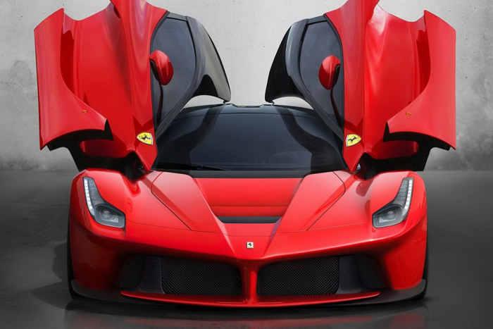 Ferrari sản xuất chiếc LaFerrari cuối cùng để hỗ trợ nạn nhân động đất Ý - 3