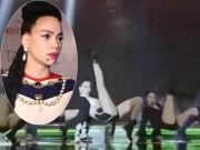 Ca nhạc - MTV - Xốn mắt vì phần trình diễn bốc lửa của Hà Hồ trên The Face
