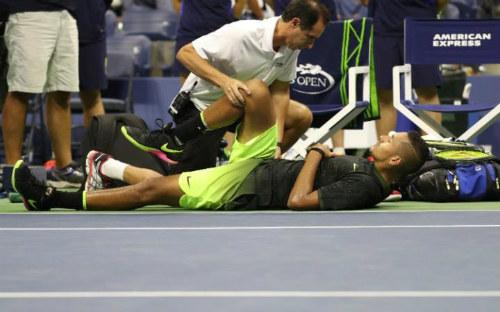 US Open ngày 7: Tsonga, Wozniacki hưởng trọn niềm vui - 4