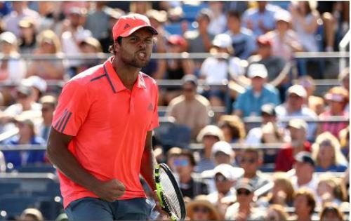 US Open ngày 7: Tsonga, Wozniacki hưởng trọn niềm vui - 1