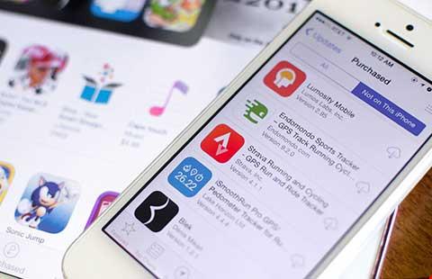 Apple tuyên bố chiến dịch thanh lọc kho ứng dụng App Store - 1