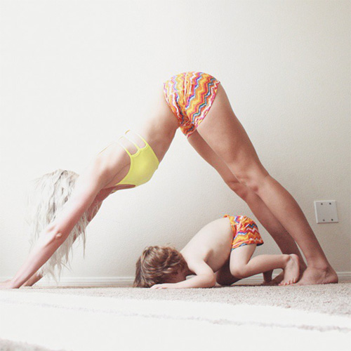 Cô gái trẻ thoát khỏi trầm cảm vì hiếp dâm nhờ Yoga - 5