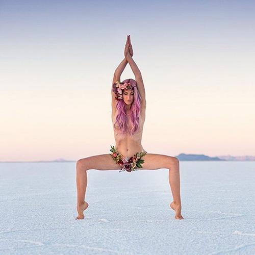 Cô gái trẻ thoát khỏi trầm cảm vì hiếp dâm nhờ Yoga - 8