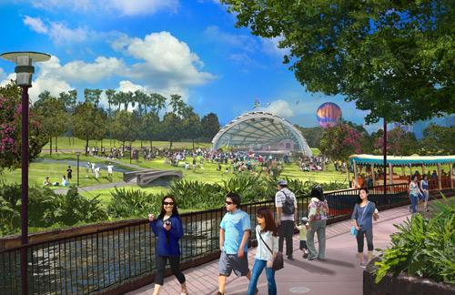 Lễ động thổ dự án Công viên Kim Quy tại Hà Nội - 4
