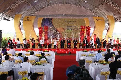 Lễ động thổ dự án Công viên Kim Quy tại Hà Nội - 5