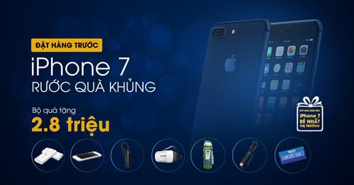 Cơ hội mua siêu phẩm iPhone 7 giá chỉ 500.000đ - 2