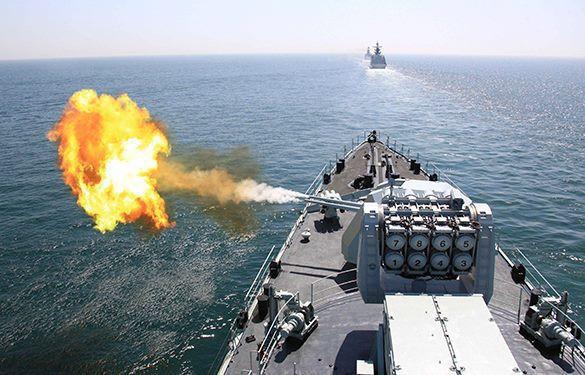 Cựu quan chức hải quân Mỹ cảnh báo chiến tranh Mỹ-Trung - 2