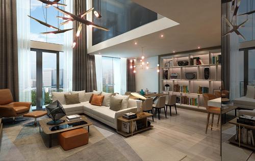 """Sun Grand City Thuy Khue Residence của Sun Group chính thức """"trình làng"""" - 2"""