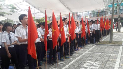 Lễ khai giảng đồng loạt diễn ra trên cả nước - 5