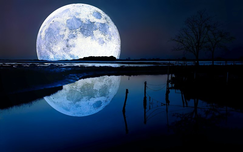 Mặt trăng là hành tinh nhân tạo của người ngoài trái đất? - 2