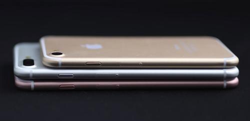 Cấu hình chi tiết iPhone 7 trước giờ ra mắt - 1