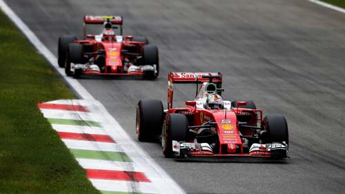 """F1, Italian GP: Mercedes và Ferrari """"mở hội"""" tại Monza - 2"""