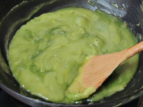 Cách làm bánh Trung thu trà xanh thơm ngon cực đơn giản - 1